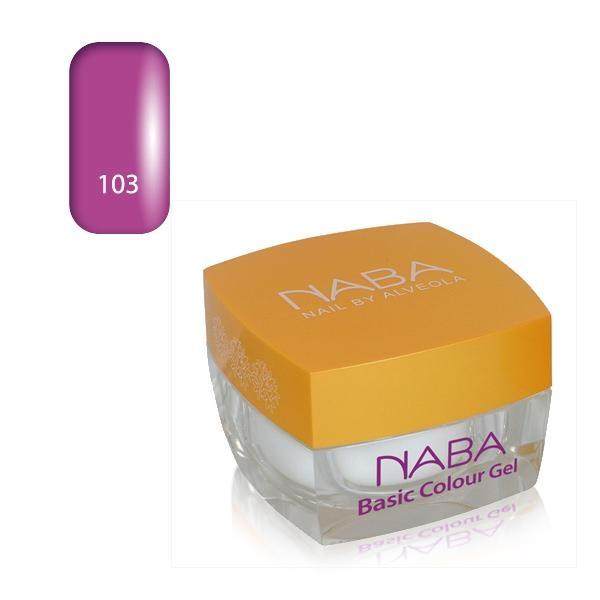 Basic Colour Gel 103 - 3,5 ml - Purple