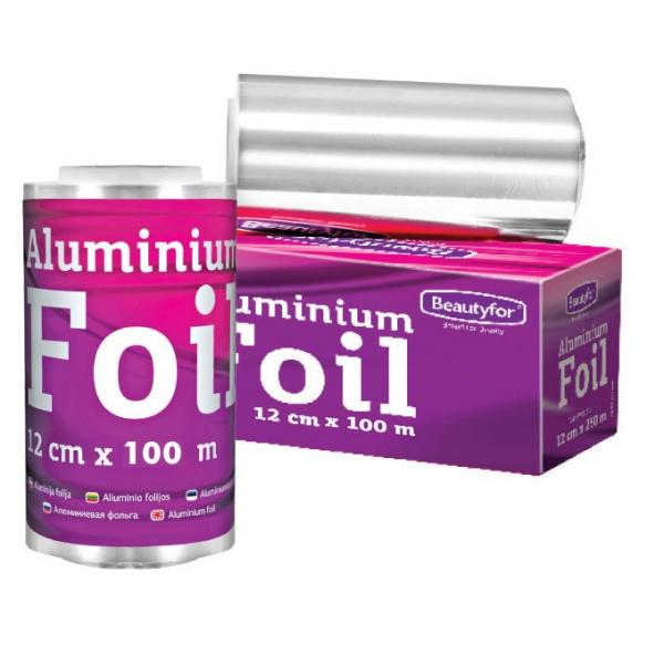 +Aluminium foil for hair colouring (12cm x 100m)
