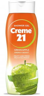 Creme 21 sprchový gél Green Apple 250ml