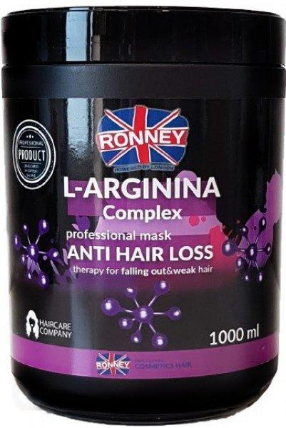+RONNEY PROFESSIONAL MASK-ARGININA COMPLEX ANTI HAIR LOSS THERAPY 1000ML