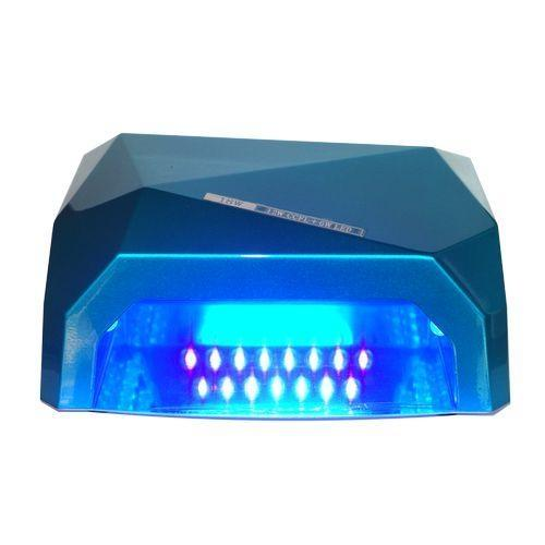 NEW Kombi UV&LED lampa 18 W Blue