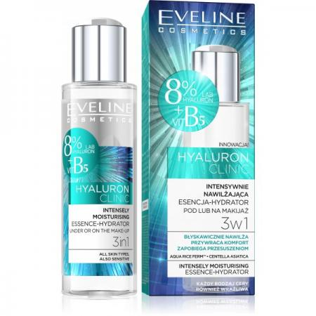 EVELINE HYALURON CLINICHydratačná esencia pre MAKE-UP 110ml