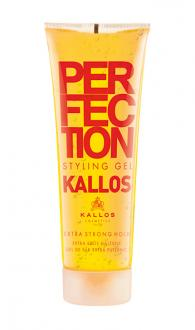Kallos Gél PERFECTION EXTRA na vlasy 250ml