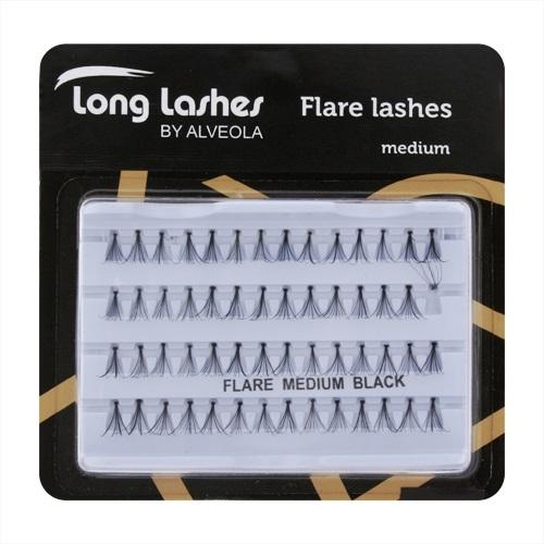 Long Lashes Riasy curl  medium