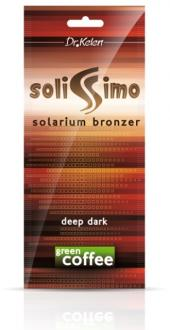 Solissimo krém do solaria GREEN COFEE 12ml