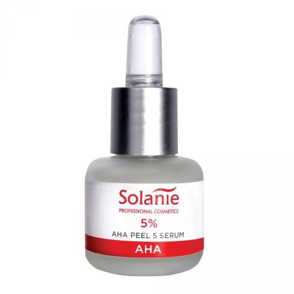 Solanie AHA peel 5% sérum 15ml