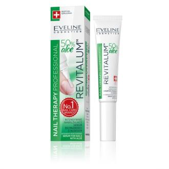 EVELINE REVITALUM Sérum na nechty s aloe 8ml