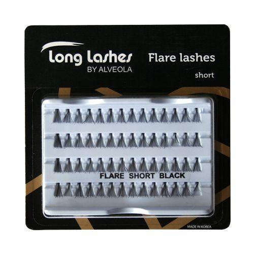 Long Lashes Riasy curl short