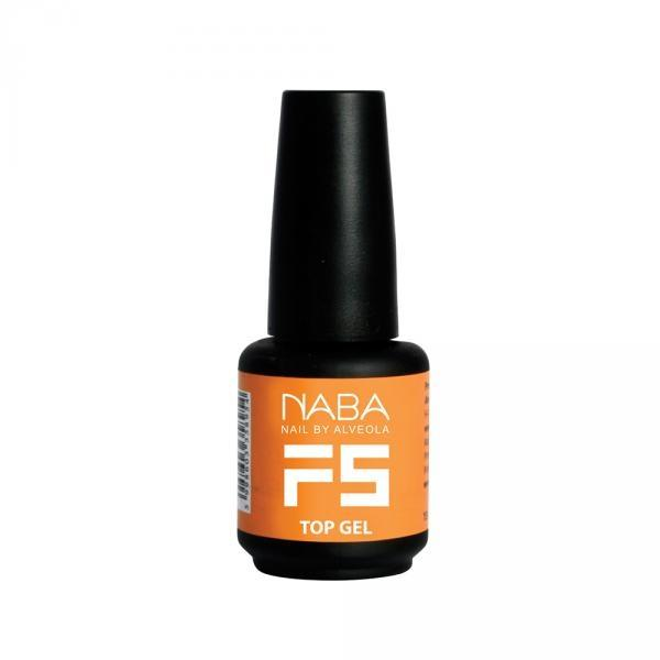 NABA Vrchný Flexi & Shine Top Gel extra lesklý 15ml
