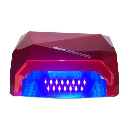 NEW Kombi UV&LED lampa 18 W Red