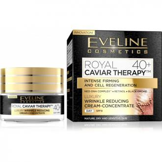 EVELINE COSMETICS ROYAL CAVIAR THERAPY - Denný krém 40+ 50 ml