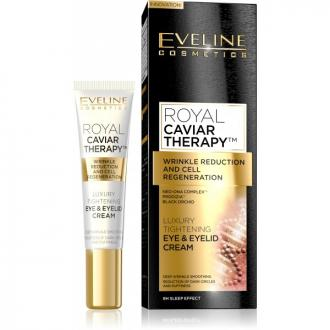 EVELINE ROYAL CAVIAR THERAPY - Luxusný očný krém 15ml