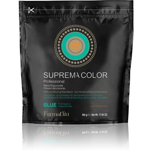 FarmaVita Suprema Color Blue Bleaching Powder 500g