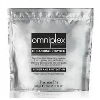 FarmaVita Omniplex Blue Bleaching Powder 500g