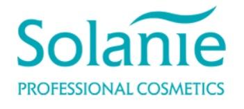 Solanie logo kozmetika